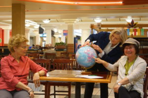 """In April, ANV travelers shared tales from our adventures at a Wednesday 'Coffee and Conversation' event"""""""