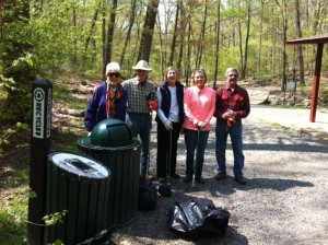 Lubber Run Clean-up 3
