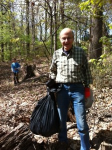 lubber run clean-up 1
