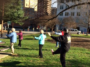 ANV Tai Chi -- A gentle way to exercise and reduce stress @ Location varies depending on weather | Arlington | Virginia | United States