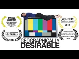 Geographically Desirable, a Mike Kravinsky film @ Busboys and Poets, first floor access | Arlington | Virginia | United States
